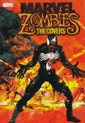 Marvel Zombies Covers Hardcover Sealed